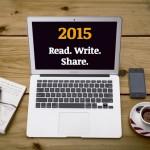 Three Words 2015 - Read-Write-Share