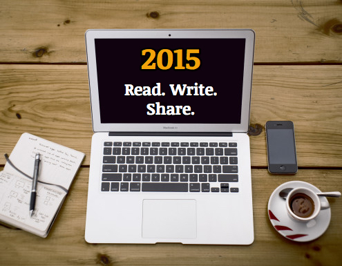 Three Words 2015 - Read-Write-Share