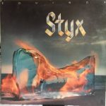 Equinox Album Cover by Styx
